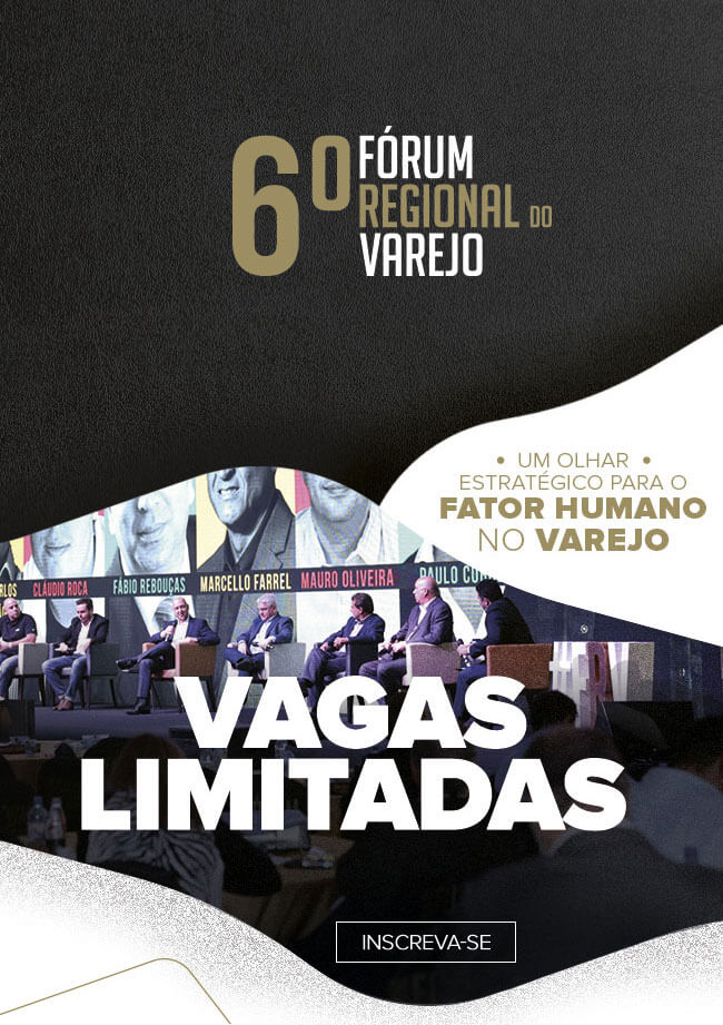 6º Fórum Regional do Varejo